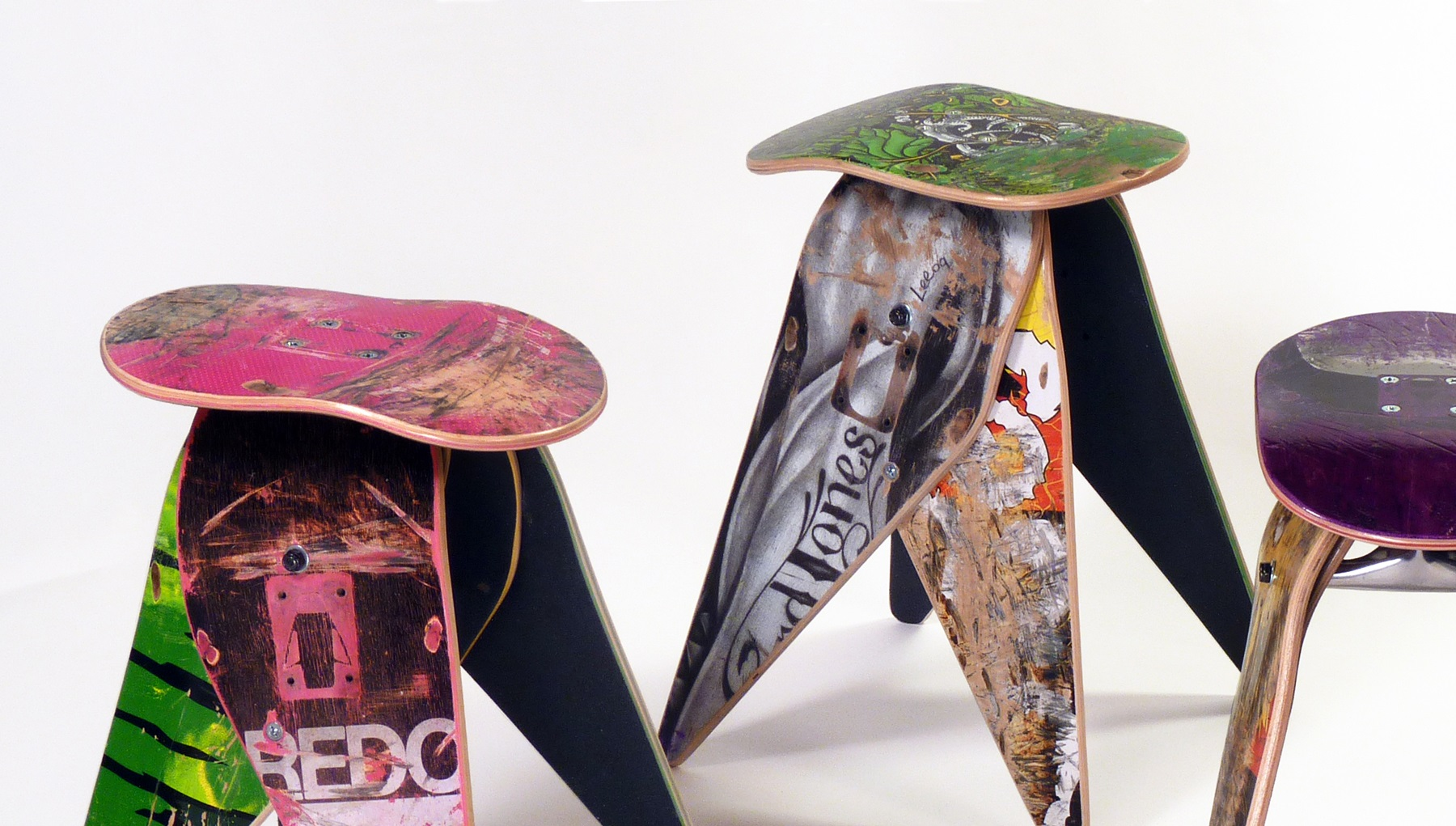 Build Wooden Blueprint For A Skateboard Stool Plans